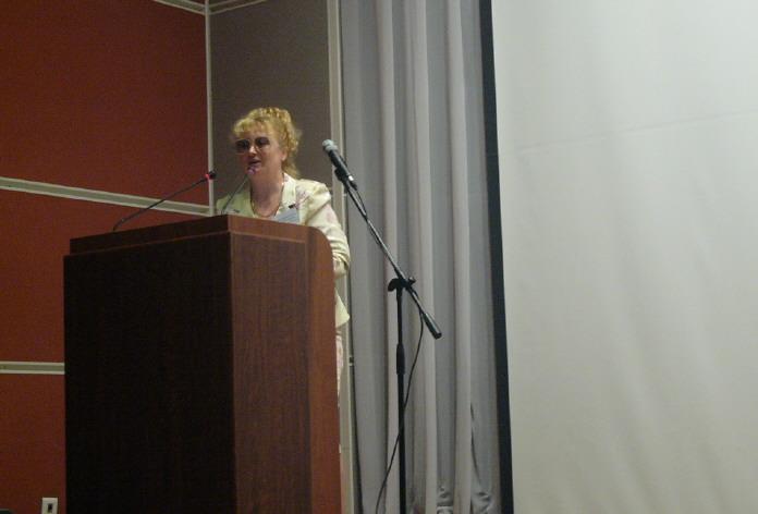 Школа практического имиджа Ванесса  с 17 19 мая 2010 года