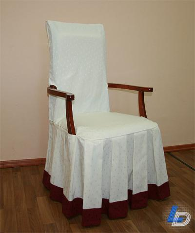 Выкройки чехлов на кресла с подлокотниками